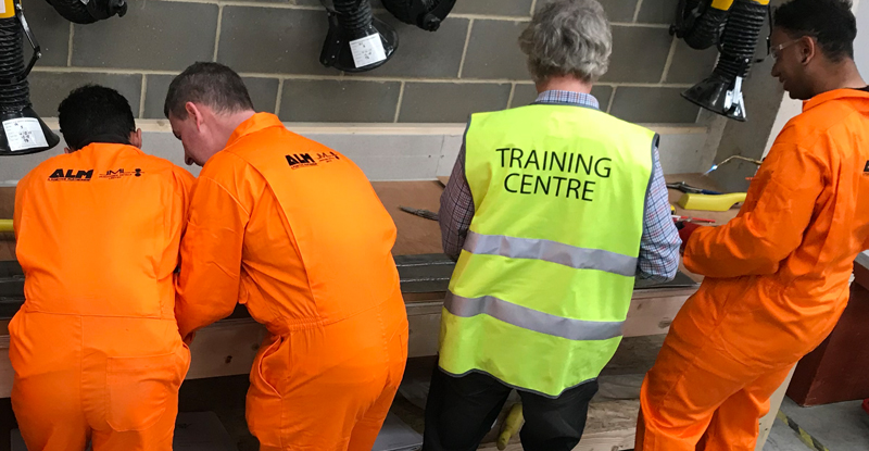 How Roofing Training Benefited Me National Construction