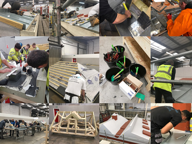 Ncts Roof Training Course National Construction Training